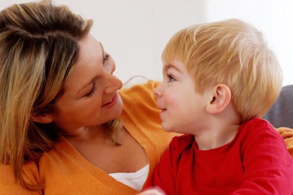 мама и дете