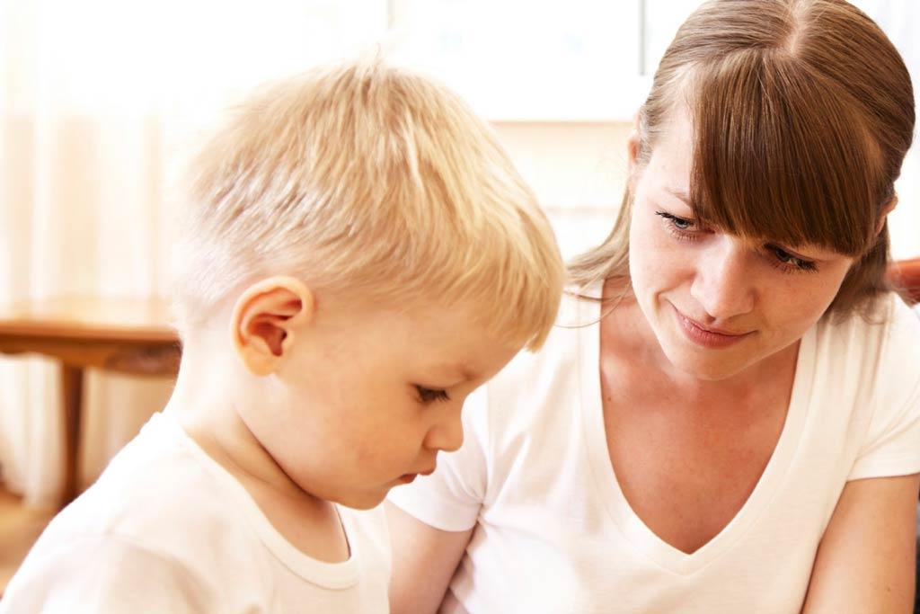 Възпитание, послушно дете, добър родител