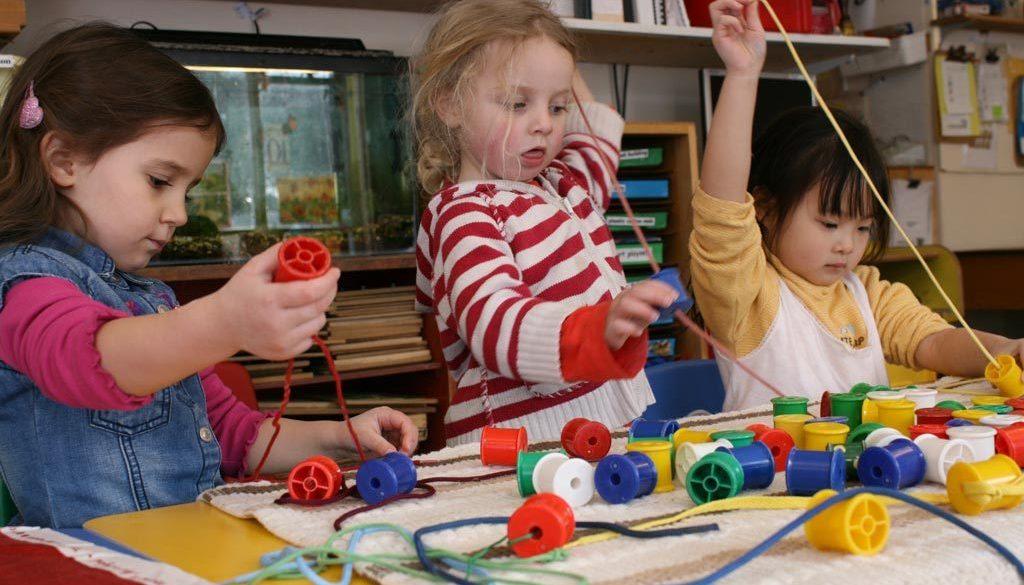 Възпитание и развитие на малкото дете. Монтесори. Научи детето си на това. Възпитание. Тръгване на ясла или детска градина