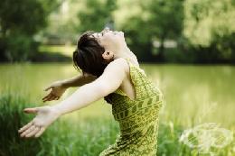 Щастлива жена (Снимката е предоставена от mediaframar.bg)