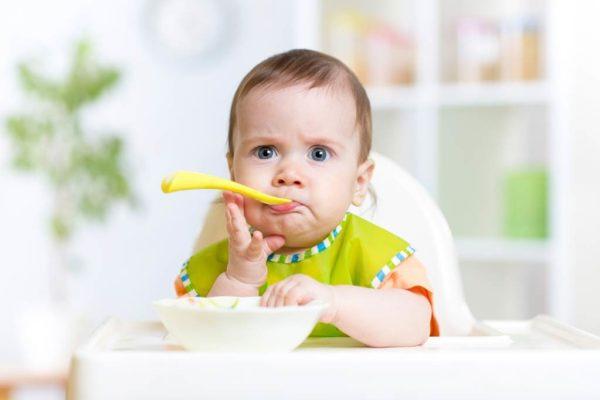 Хранене на бебето. Хранителна алергия
