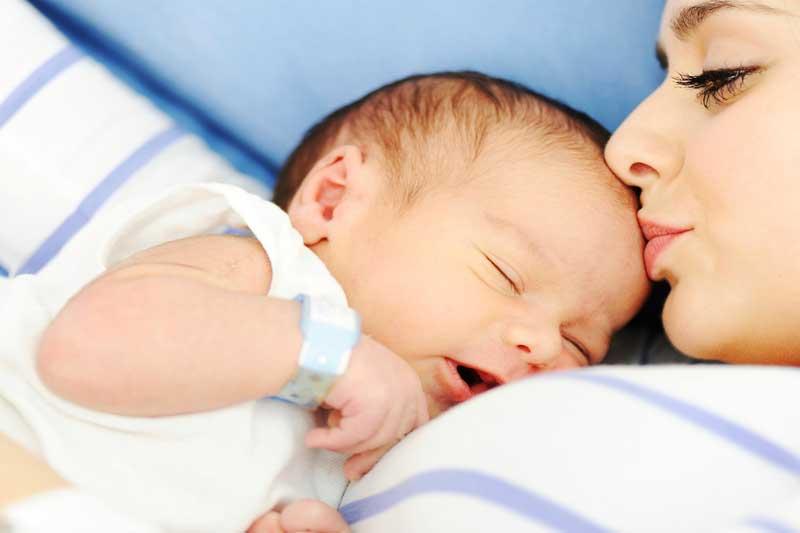 2 основни принципа в грижите за новороденото