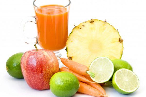 витамини и минерали в храната на бебето. захранване на бебето със сок