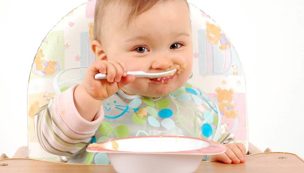 Захранване. Полезни рецепти в периода на захранването