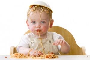 Захранване водено от бебето
