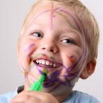 До какво води налагането на чистота и ред при малките деца?