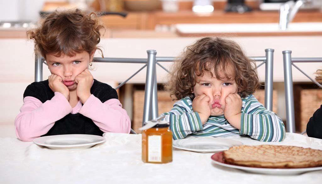 Недеволни деца