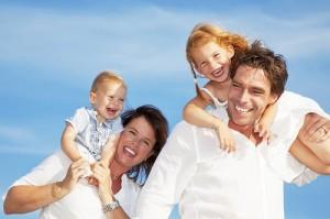 щастливи деца, щастливи родители