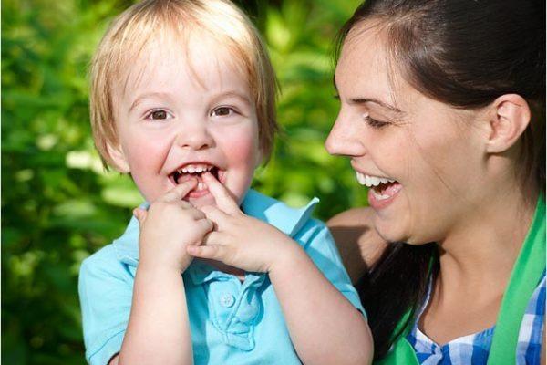 Мъдра майка - щастливо дете. психосоматични болести на зъбите