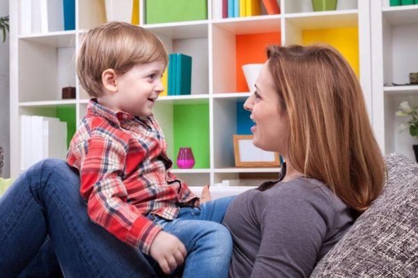 Възпитание на детето