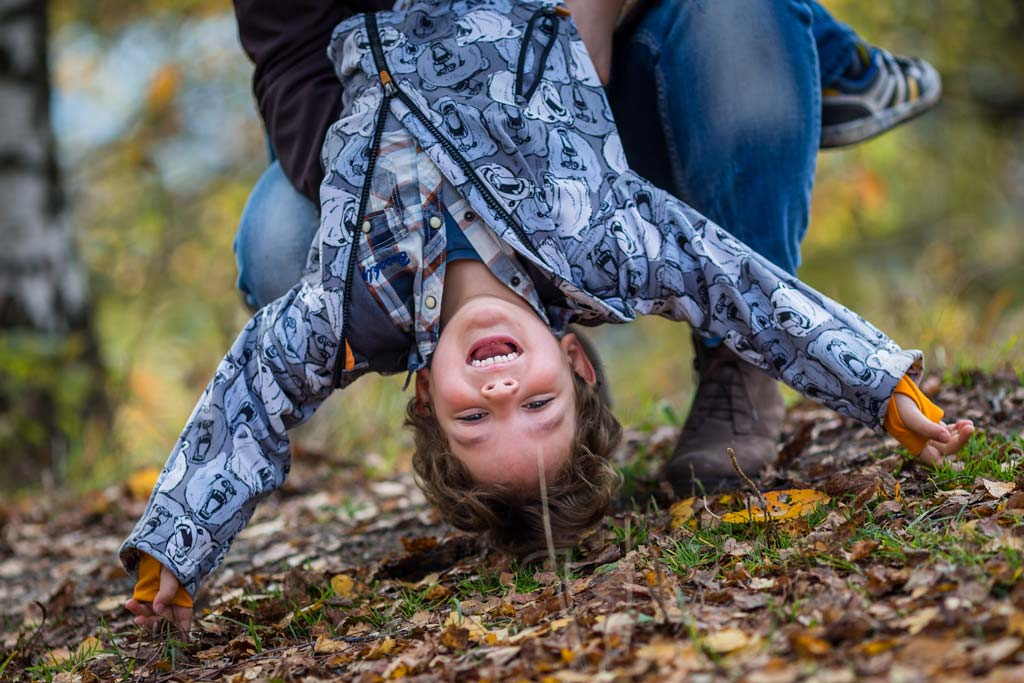 щастливи родители - щастливи деца