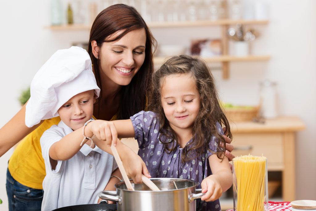 Самостоятелност и включване в домашните задължения