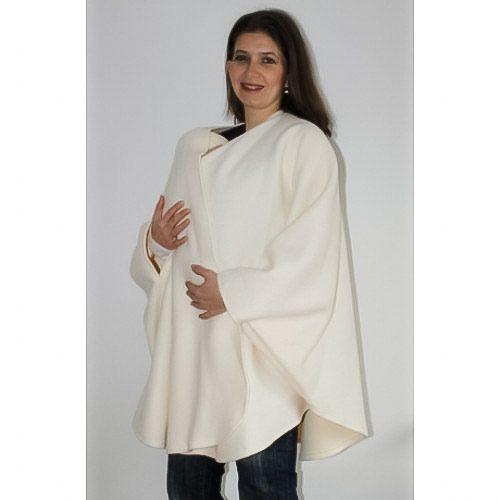Белла пелерина, връхни дрехи за бременни и слинг