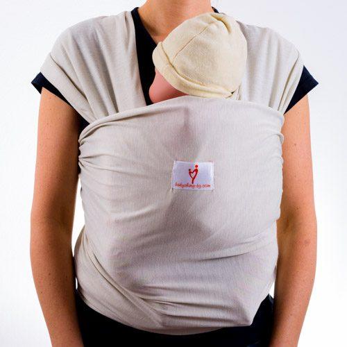 Дюни слинг шал за носене на бебе