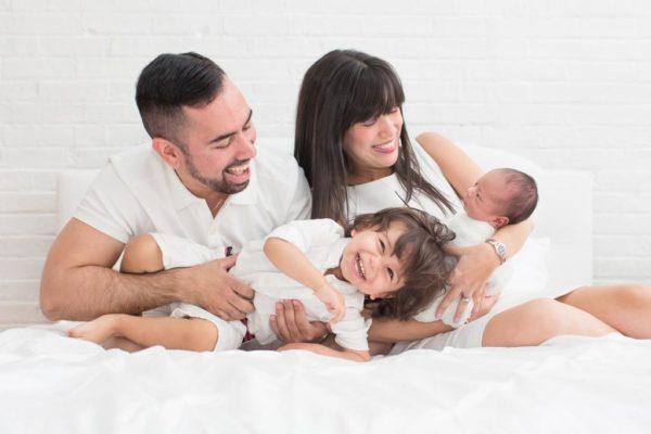 Сайт за осъзнато родителство, семейство с новородено. Консултации за родители