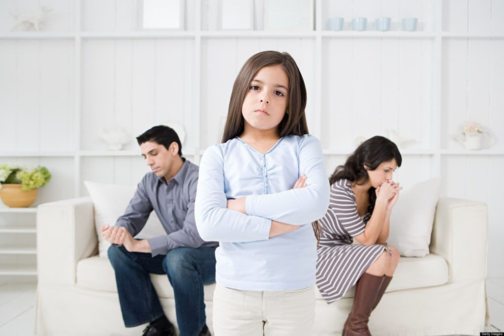 how to help kids cope with divorce