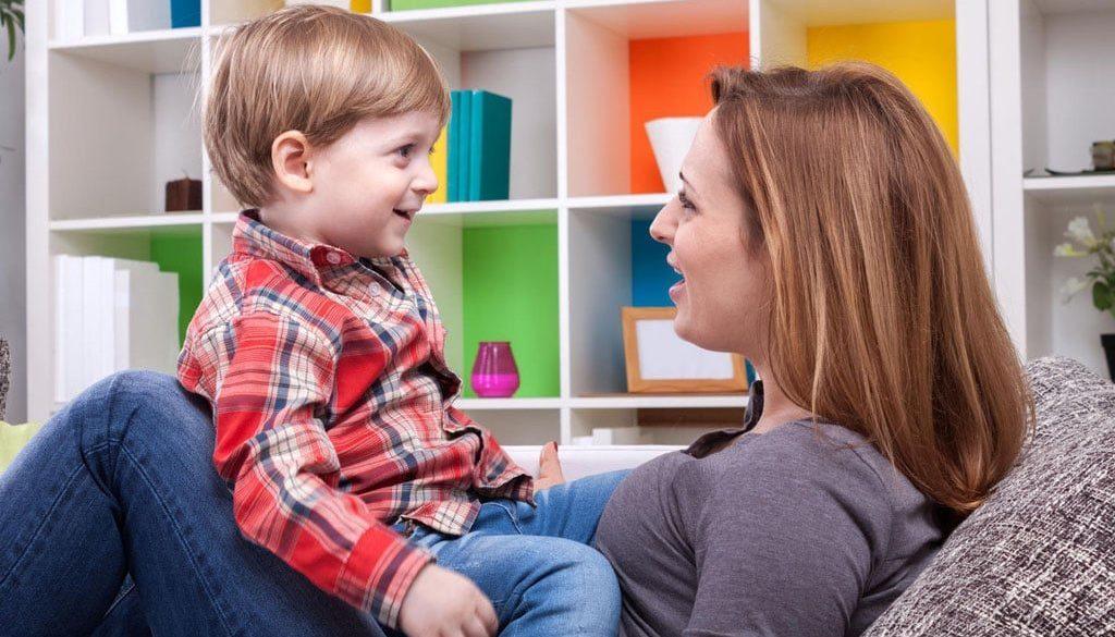 Емоции, емоционална интелигентност, отразяване на емоциите,Възпитание на малкото дете