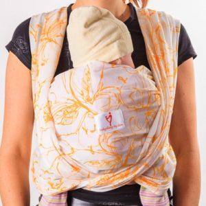Разкош тъкан слинг шал
