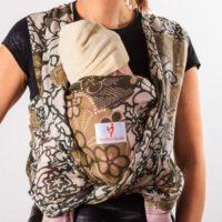 Амазонка тъкан слинг шал