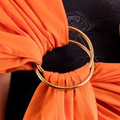 Портокал слинг с халки