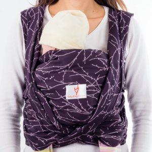 Лейла тъкан слинг шал