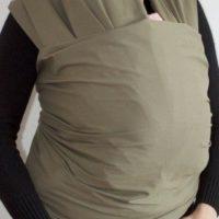 Амазонка - тъкан слинг шал