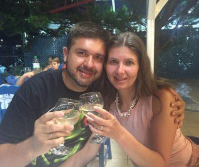щастливи партньорски взаимоотношения, брак, двойка