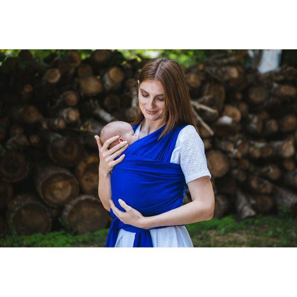 Оушън слинг за носене на бебе Babysling