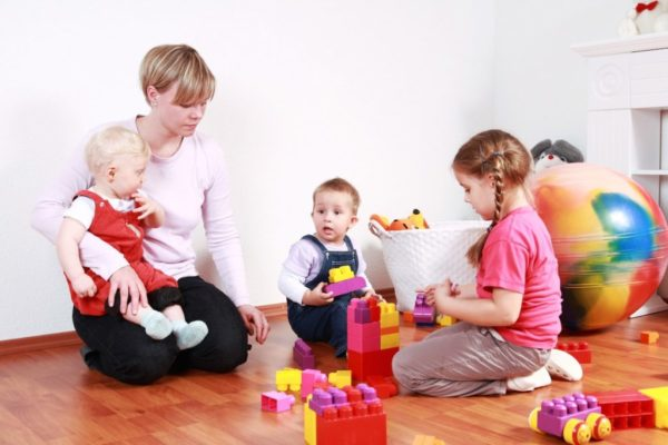Игра, играчки, подреждане на играчки