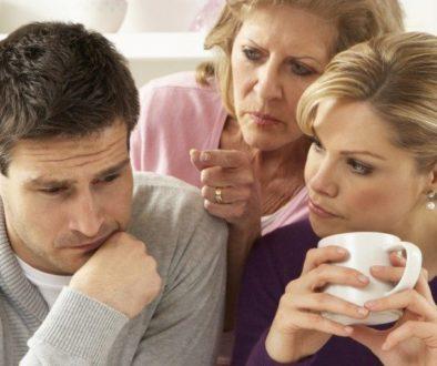 токсичните отношения с бабата и дядото