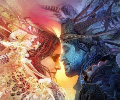 мъжка и женска енергия, баланс в живота, баланс в партньорските отношения, хармония